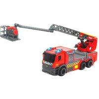 Dickie Toys brandweerwagen City Fire Ladder Truck
