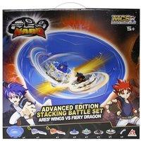 Speelset Infinity Nado Advanced Edition Stacking Battle set