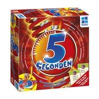 5 seconden met junior-kaarten