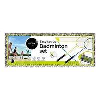 Badmintonset Easy set-up