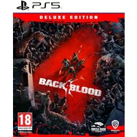 PS5 Back 4 Blood Deluxe Edition ENG/FR