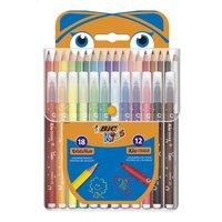 Bic Kids kleurset - 30 stuks