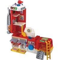 VTech Vrolijke Vriendjes Brandweerwagen 2-in-1