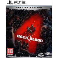 PS5 Back 4 Blood Special Edition ENG/FR